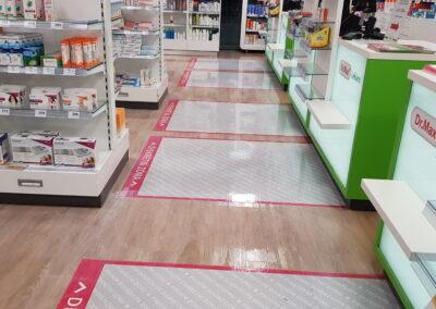 Čištění a voskovaní podlah